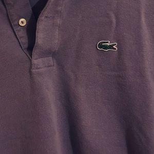 LaCoste🐊 Polo Shirt 👕 Ladies OR Men's Sz 6
